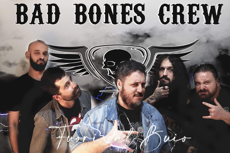 BAD BONES CREW 34^ Edizione Sanremo Rock – sezione Rock