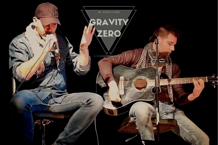 Gravity Zero 34^ Edizione Sanremo Rock – sezione Rock
