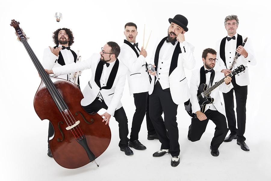 PAPILLON VINTAGE SWING BAND 34^ Edizione Sanremo Rock – sezione Rock