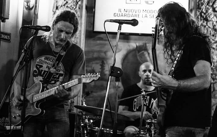 Guinea Pig 34^ Edizione Sanremo Rock – sezione Rock