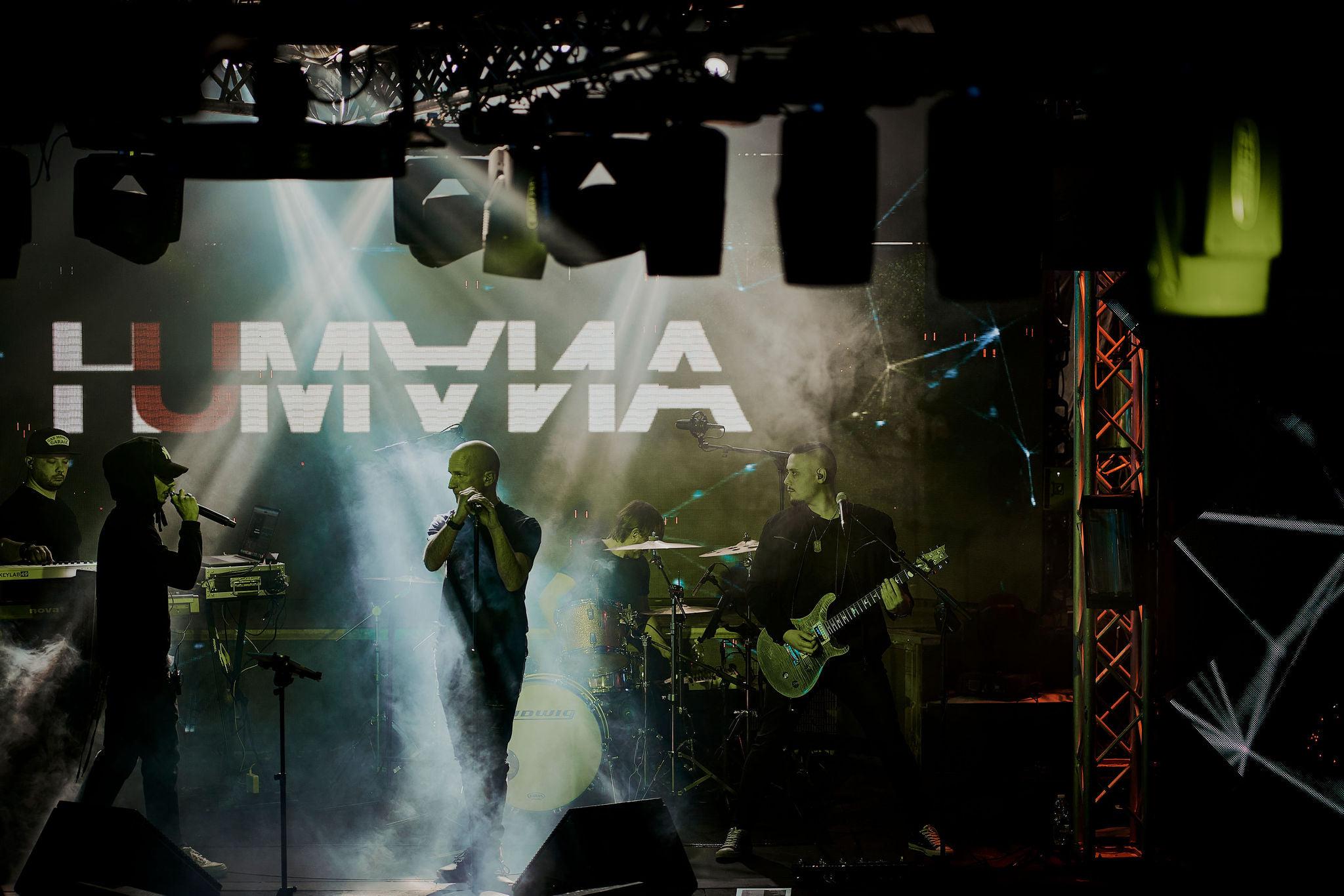 HUMANA 34^ Edizione Sanremo Rock – sezione Rock