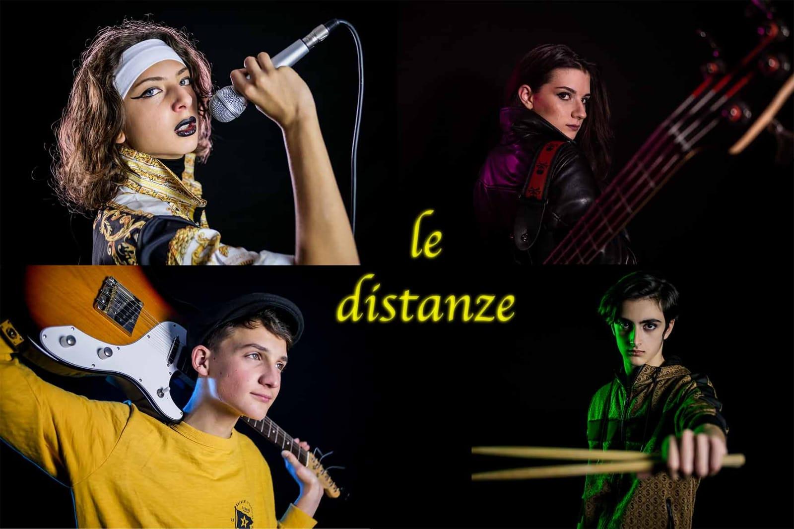 Le Distanze 34^ Edizione Sanremo Rock – sezione Trend