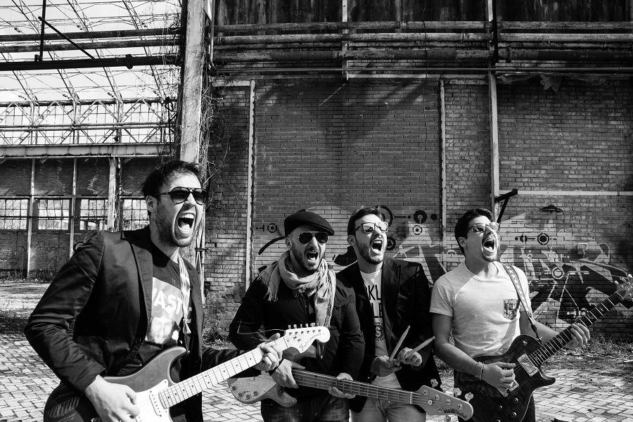 Le Macchie 34^ Edizione Sanremo Rock – sezione Rock