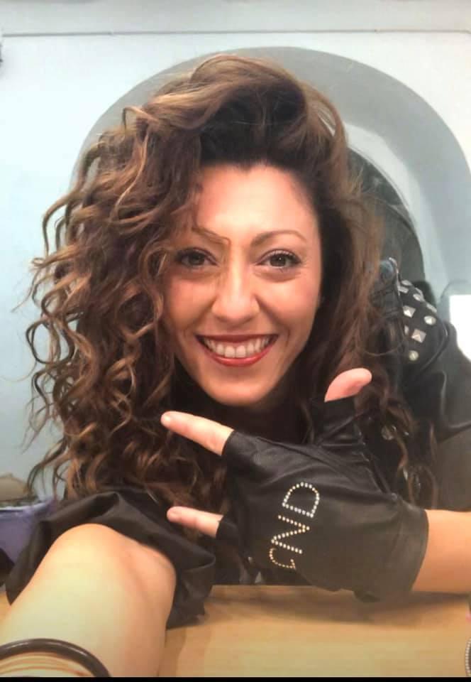 Rosy Messina 34^ Edizione Sanremo Rock – sezione Trend