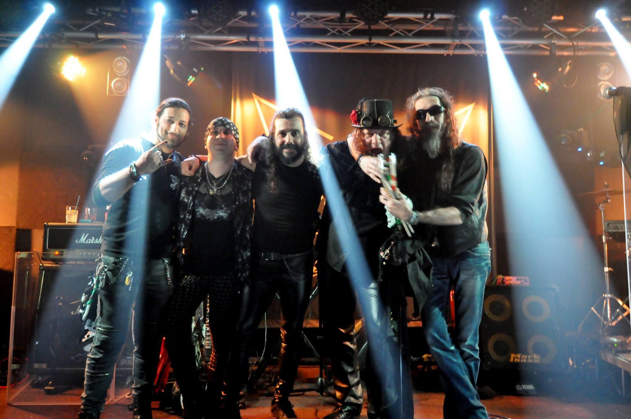 Aridopachi 34^ Edizione Sanremo Rock – sezione Rock